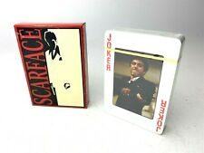 Scarface Tony Montana Deck of Playing Cards - 2004 Brand New Sealed