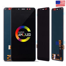 Touch 2018 Display Samsung A8plus A730 For A8+ Galaxy Screen A730F Digitizer LCD