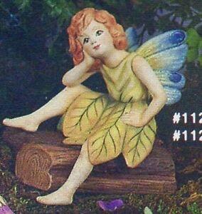 ~Alberta's Ceramic Bisque shelf Sitter Fairy Aubrey Ready to Paint ~
