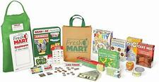 Melissa & Doug Fresh Mart Grocery Store Companion Collection (Play Sets & Kitche