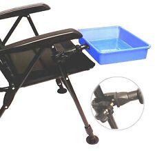 Ablage-Fach, Zubehörablage mit Folding System für die Befestigung an Stühlen usw