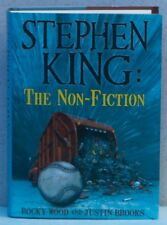 Stephen King- The Non-Fiction-signed/numbered in slipcase ( Item 660 )