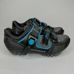Bontrager Inform RL MTB Mountain Bike Shoes Cleats Women's Size 7.5