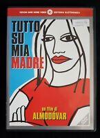 Tutto su mia madre (1999) DVD  pari al nuovo + inserto menù interno