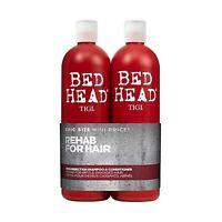Bed Head by Tigi Urban Antidotes Resurrection Repair Shampoo and Conditioner,...