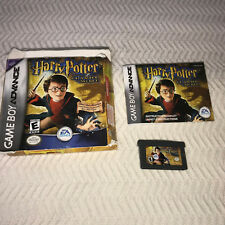 Harry Potter and the Chamber of Secrets Nintendo Game Boy Advance 2002 Rated E