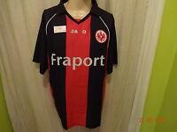 "Eintracht Frankfurt Original Jako Heim Trikot 2006/07 ""FRAPORT"" Gr.M/L"