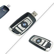 BMW Car Key Shape Flash Drive USB Storage Memory Stick Pendrive 8GB-256GB Gift