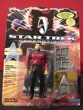Star Trek Generations 1994 Lieutenant Commander William Riker Action Figure