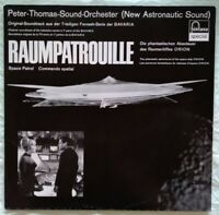 "PETER THOMAS SOUND ORCHESTRA -1966-12""LP-Raumpatrouille-6434261-Fontana-Germany"