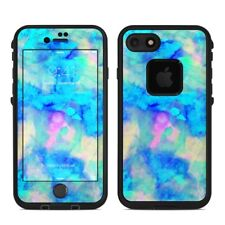 Skin for LifeProof FRE iPhone 7 - Electrify Ice Blue by Amy Sia - Sticker Decal