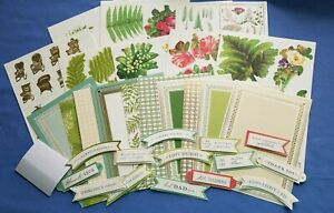 Anna Griffin Greenhouse Card Toppers Card Making