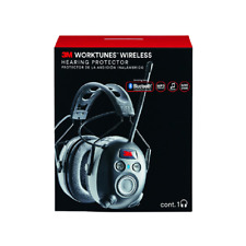 3M™ WorkTunes™ Wireless Hearing Protector with Bluetooth Technology, 90542-3DC