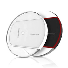 Wireless Fast charger Pad For Qi Enabled Phones - iPhone, Samsung, Huawei + USB