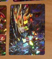 DRAGON BALL Z DBZ DBS HEROES CARD PRISM HOLO CARTE HJ8-50 UR JAPAN NM