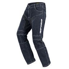 Pantalons bleu denim pour motocyclette Homme