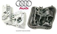 Audi A3; A3 Quattro 09-13 Set Of Inner & Outer Passenger Tail Light Bulb Holder