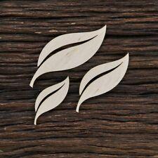 Wooden Leaf Shape for Crafts - Laser Cut - Leaf Decor - Wooden Leaf - Wooden Lea