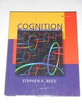 COGNITION Theories & Applications by Stephen Reed 8E 2009 PSY 384 Cognitive Psyc