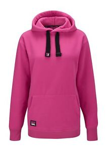 Work Kit Girl Womens - Supersoft Fleece Hoodie - Pink