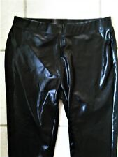 WOW Leder Leggings Gr.M/XL Glanzoptik Lederoptik Glanz Hydrasuit dehnbar