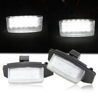 LED Kennzeichenbeleuchtung Mitsubishi Eclipse Outlander Lance Plug/&Play Module