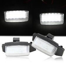 LED Kennzeichenbeleuchtung Mitsubishi Eclipse Outlander Lance Plug&Play Module