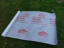 Tyvek ultralite groundsheet/footprint/tarp. Per metre. 1.4m wide. 63g/sq.m