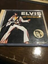 ELVIS PRESLEY - ELVIS LIVE AT MADISON SQUARE GARDEN - CD - THE IMPOSSIBLE DREAM