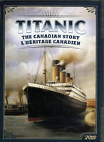 TITANIC - THE CANADIAN STORY (L HERITAGE CANADIEN) (BILINGUAL) (DVD)