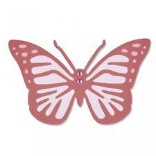Fustella fustelle thinlits farfalla vintage complessa Big Shot Sizzix 661069