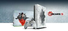 Xbox One x Gears 5 Limited Edition 1TB New Solo Desprecintada Doesn'T Used