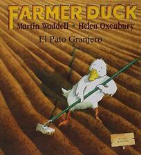 Granjero Pato en Español And English por Martin Waddell Libro de Bolsillo