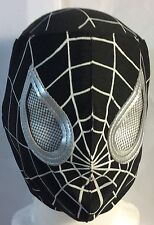 SPIDERMAN KIDS SIZE MASK! GREAT FOR KIDS!!AWESOME MASK!! HANDMADE!!