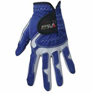 Men Golf Glove 1 PC Micro Fiber Left Right Hand  Glove Waterproof Non Slip Grip