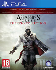 Assassin's Creed: The Ezio Collection (PS4) tout neuf et scellé - Import