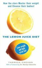 The Lemon Juice Diet - Acceptable - Cheung, Theresa - Mass Market Paperback
