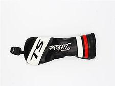 NEW Titleist TS2 Black/White/Red Hybrid Headcover
