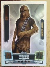 Force Attax Clone Wars Serie 2 (2011), Chewbacca (LE1), Limitierte Auflage