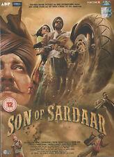 Son of Sardar - Ajay devgun - sanjay DUTT - sonakshi SINHA - Nuevo Bollywood DVD