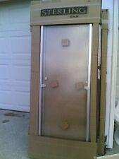 "NIB Kohler Sterling Deluxe By-Pass SHOWER DOOR 42-48"" W"