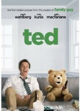 Ted [New DVD] Dubbed, Slipsleeve Packaging, Snap Case, Subtitled, Unrated, Wid