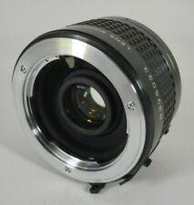 Tokina Doubler 2X Teleconverter for the Minolta M/MD Mount