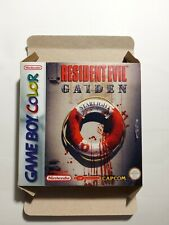 Resident Evil Gaiden - Gameboy Color - PAL - Only Box