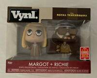 Margot + Richie - The Royal Tenenbaums - Funko Vynl - 2018 Limited Edition 2900p