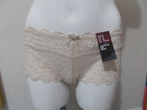 H&M LADIES SIZE 16 LACE   BRIEF NWT