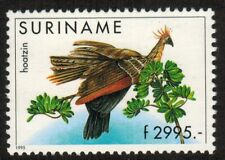 Surinam 1995 2995f Hoatzin (Bird Topical)  #735 Mint NH VF
