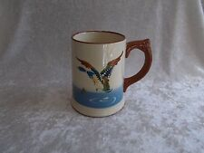 Vintage Dartmouth Pottery Devon Mug/Stein with Flying Duck