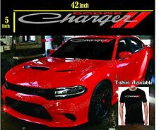 DODGE CHARGER WINDSHIELD vinyl decal sticker(new design)