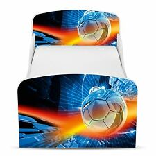 pricerighthome Football Bébé Bed 144cm(L) x 76cm(W) x 64cm(H) NEW